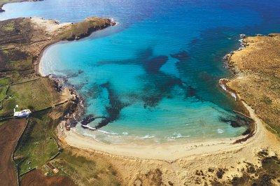Photo from rineia beach